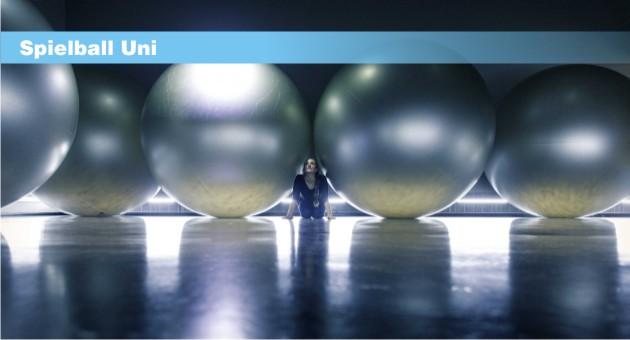 Spielball Uni