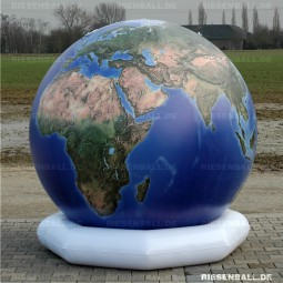 Deko Welt topografisch Fix 150 Vinyl