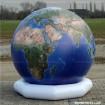 Deko Welt topografisch Fix 250 Vinyl