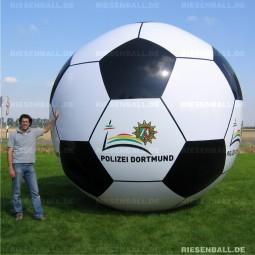 Heli Fussball mit Logo 300 Vinyl