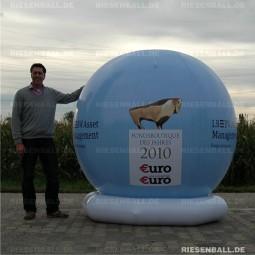 Deko Uni mit Logo 200 Vinyl