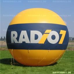 Heli 3-teilig mit Logo 250 Vinyl