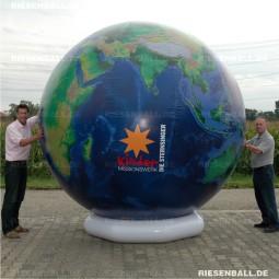 Event Welt topografisch mit Logo 300 Textil
