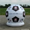 Event Fussball mit Logo 300 Textil