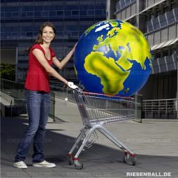 Spielbälle in Weltoptik als Bildelement für Fotografen!