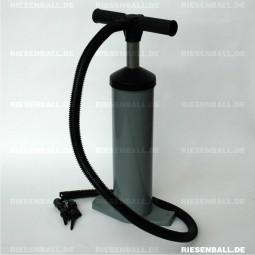 Pumpe Handbetrieb für 3 cm Schraub- und 1 cm Steckventil