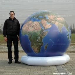 Deko Welt topografisch Fix 200 Vinyl