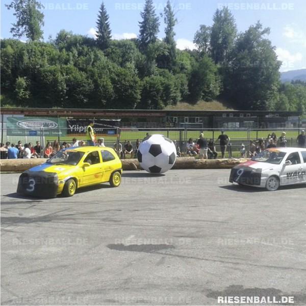 Erstes Autoball Turnier bei Hasar Pub in Österreich