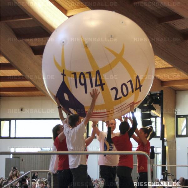 Eventball auf Jubiläumsfeier der Schönstatt Gemeinde