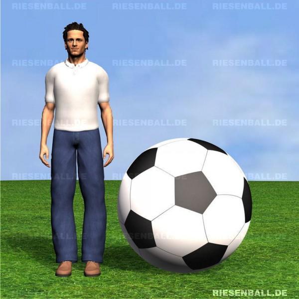 Riesen Fußball: ab 100 bis 300 cm Durchmesser