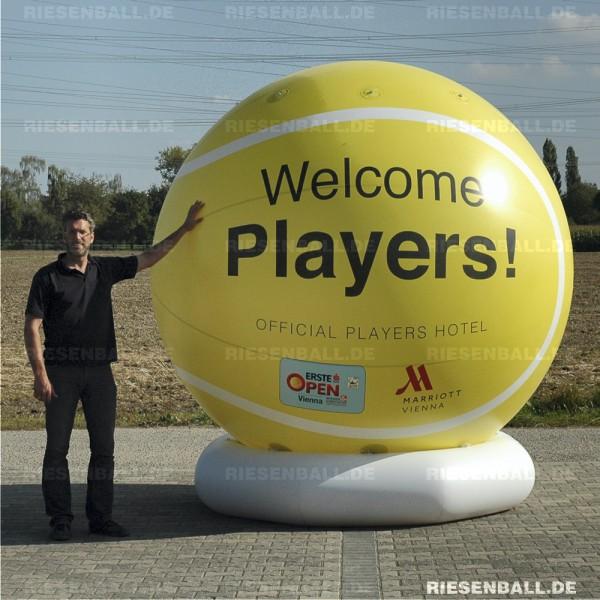 Marriott Hotel Wien begrüßt Spieler der Erste Bank Open