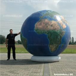 Deko Welt topografisch Fix 300 Vinyl