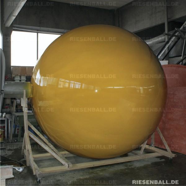 300 cm Riesenball für GFK Formenbau bei Colin Patterson